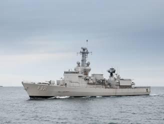 Fregat Louise-Marie redt 172 migranten voor de Libische kust