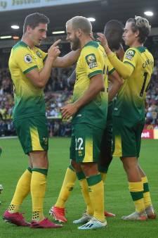 Norwich en Krul bezorgen City eerste nederlaag