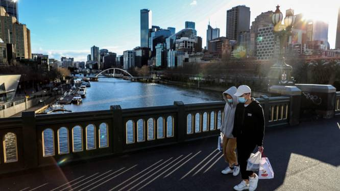 Lockdown in Melbourne verlengd