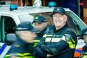 John Nieumeijer, teamchef van de Alphense politie.