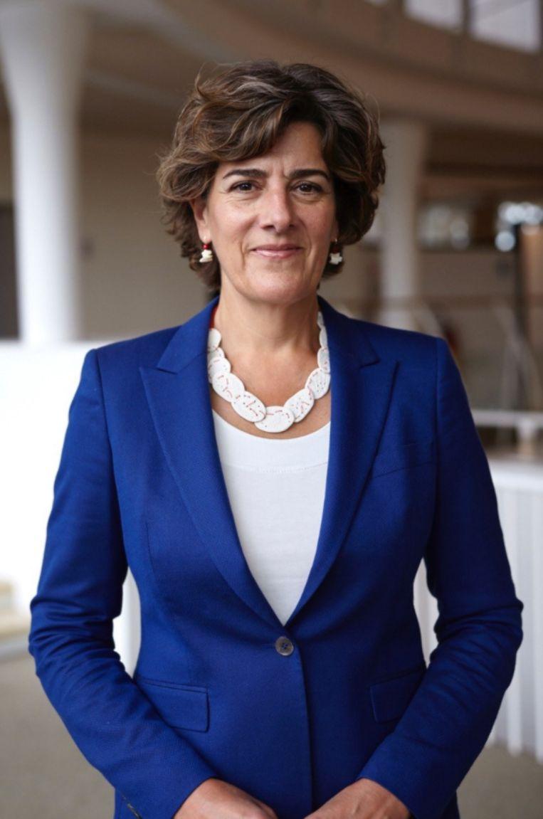 Marian van der Weele. Beeld Gemeente Waterland