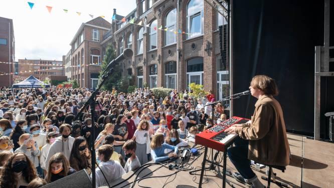 Ibe komt optreden op startfestival van 'Te Gekke School'