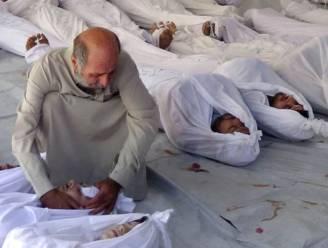 """Syrië gebruikte chemische wapens"""