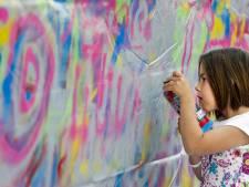 Mag dat: graffiti spuiten in Haarlem?