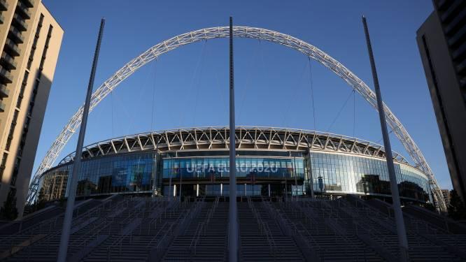 EK-ontknoping blijft in Londen: meer dan 60.000 fans op Wembley voor halve finales en finale