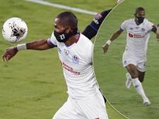 Bijzondere primeur in het voetbal: gaan we mondkapjes vaker zien in wedstrijden?