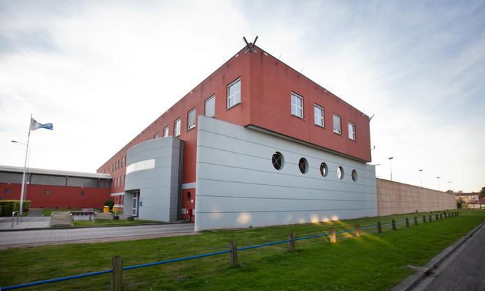 Gevangenis in Zwolle aan de Huub van Doornestraat
