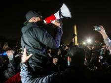 Stad Washington waarschuwt Trump-aanhangers: Houd je vuurwapens thuis