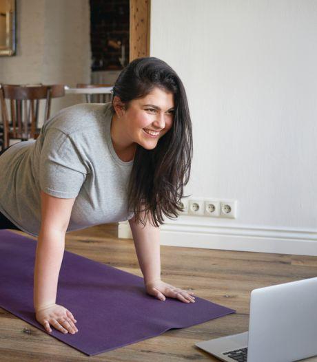 Vaker pauze en meer sporten: dit zijn de goede voornemens van thuiswerkers