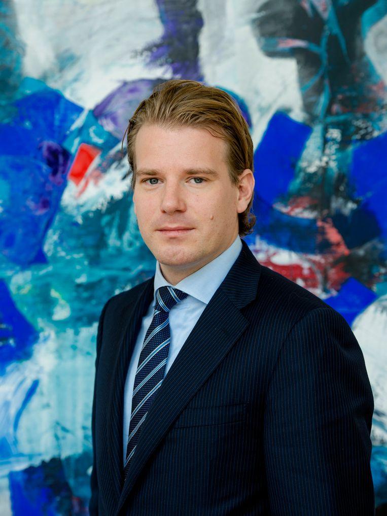 Willem van der Leegte, adjunct-directeur VDL Groep. Beeld ANP