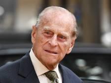 Prins Philip (99) opgenomen in het ziekenhuis
