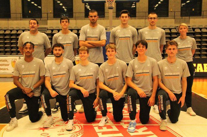 Young Leuven Bears moet een doorgeefluik blijven naar de eerste ploeg toe.