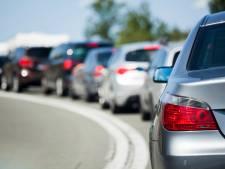 Half uur vertraging op A58 richting Vlissingen door kapotte auto en wegwerkzaamheden