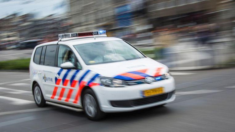 Diverse politieauto's zouden niet langer inzetbaar zijn. Beeld anp