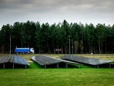 Weilanden vol met zonnepanelen, dat zien veel boeren niet zitten: 'Gooi eerst de daken maar vol'