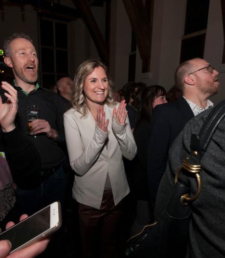 Een jaar nadat ze de verkiezingen won houdt Liza Luesink het voor gezien in de politiek van Zutphen