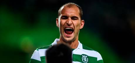 Dost met twee goals weer goud waard voor Sporting Lissabon