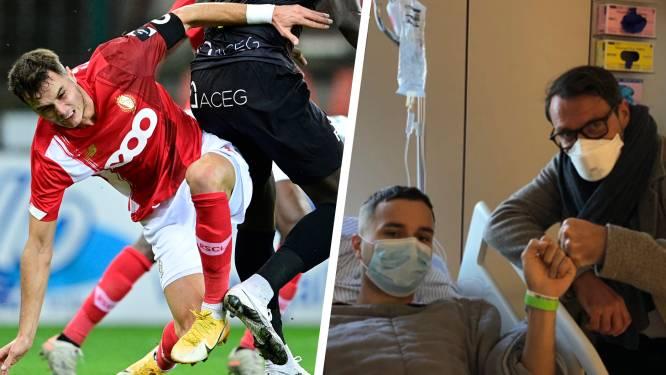 """Zinho Vanheusden met succes geopereerd: """"Alles verliep perfect"""""""