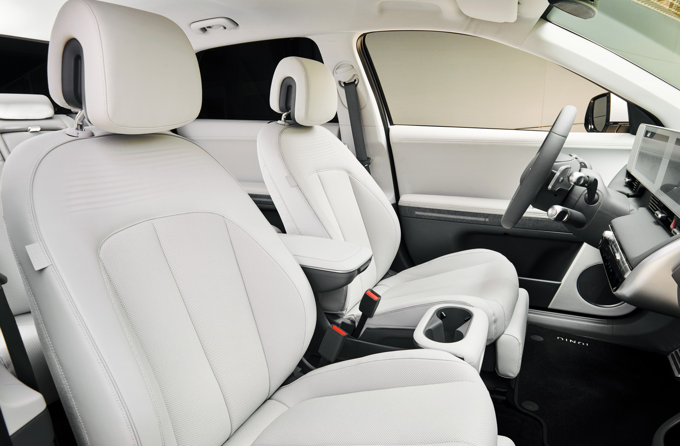 De Hyundai Ioniq 5