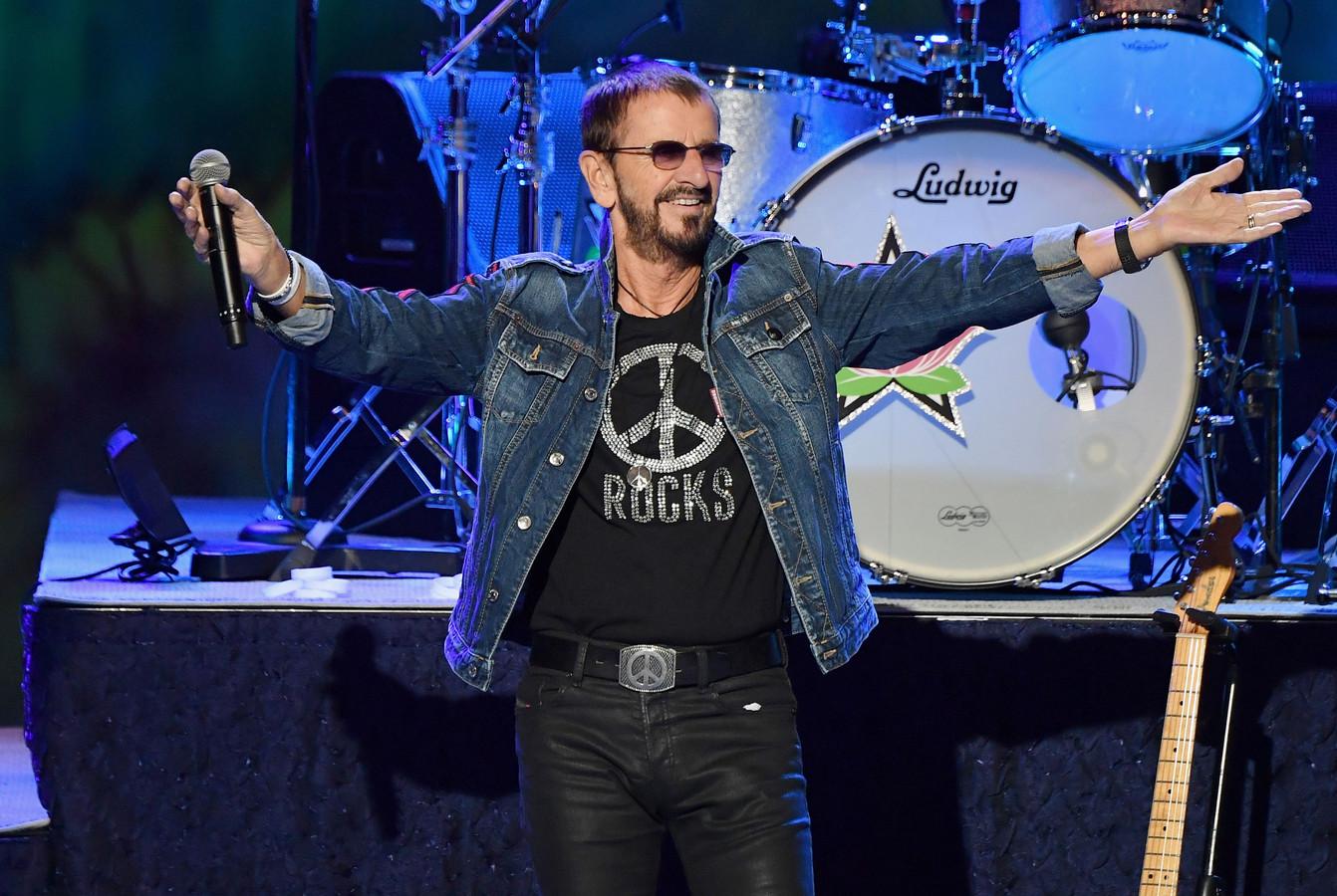 Ringo Starr en 2019.