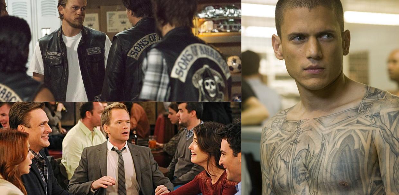 'Sons of Anarchy', 'How I Met Your Mother' en 'Prison Break' verdwijnen van Netflix Beeld