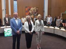 Unanieme steun voor nieuwe wethouders in Oldenzaal