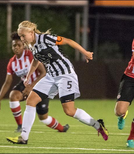 Van Es naar FC Twente Vrouwen, Spitse verlengt