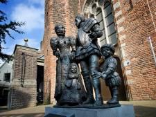 Niet iedereen wil een standbeeld van Willem van Oranje inDordt