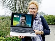 Virtuele blondine gaat mensen helpen niet te vergeten