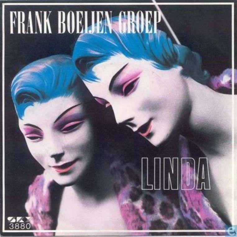 Linda, albumcover Beeld Frank Boeijen, Linda