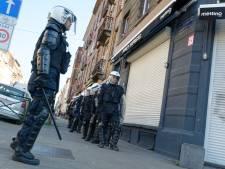Plus de 100 arrestations suite aux émeutes à Anderlecht