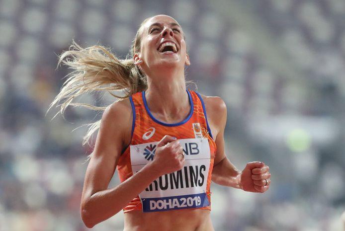 Susan Krumins.