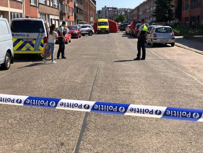 L'incident s'est produit près d'une école.