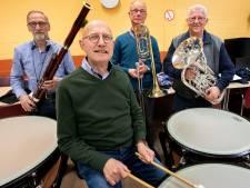 Diamanten feest voor 4 leden Sub Umbra in Veldhoven