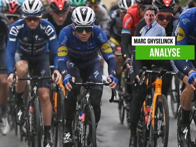 """Onze chef wielrennen: """"Ferm gereden van Evenepoel, maar wie gaat hem straks nog helpen?"""""""