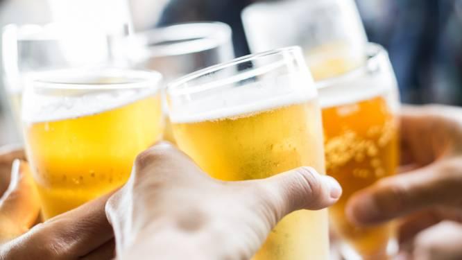 Wijn, bier of sterke drank: ze maken allemaal even dik