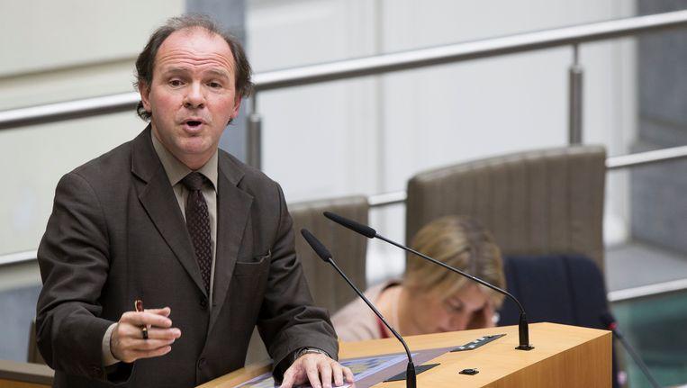 Vlaams minister van Werk Philippe Muyters.