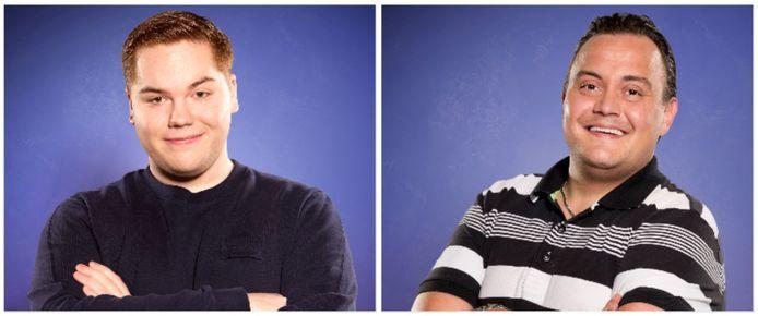 Big Brother - Matt en Mike waren deze week genomineerd
