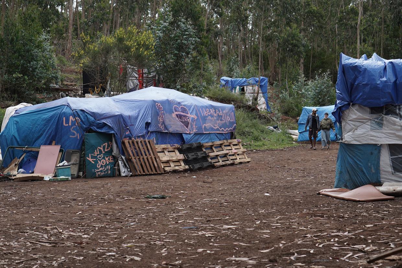 Alternatief migrantenopvangkamp bij Las Raíces, Tenerife