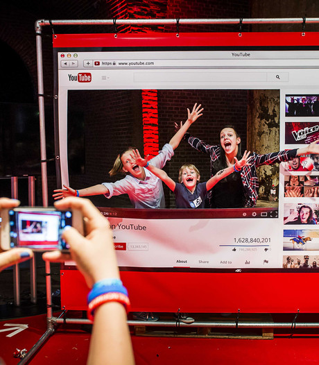 Youtubers en fans opgelet: alles  over het VEED festival vind je op AD.nl