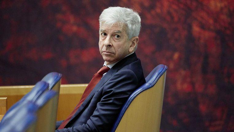 Minister Ronald Plasterk van binnenlandse zaken krijgt een noodkreet van maar liefst 234 wethouders van financiën. Beeld anp