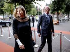 Daar was ze weer in Uden: koningin Máxima