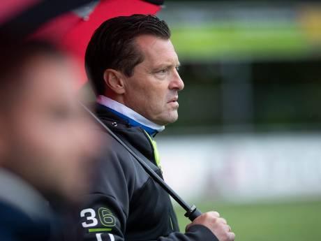 DVC'26-trainer Jan Oosterhuis is nog niet tevreden