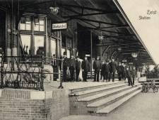 Documentaire wekt verdwenen treinstation in Zeist tot leven alsof je zelf over het spoor reist