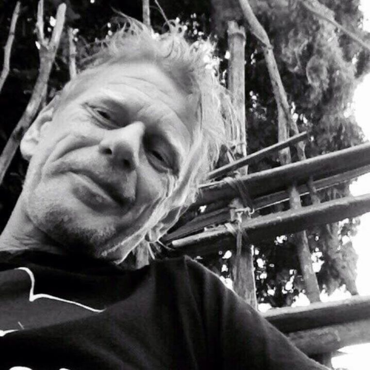 Ieperling (50) Kurt Naeye stierf aan hersenmalaria in Congo.  foto: Kurt Naeye (50)