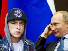 Rapper Lil Kleine: Stiekem bewonder ik president Poetin