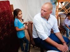 """Francken visite des réfugiés syriens: """"Nous n'allons pas changer nos règles"""""""