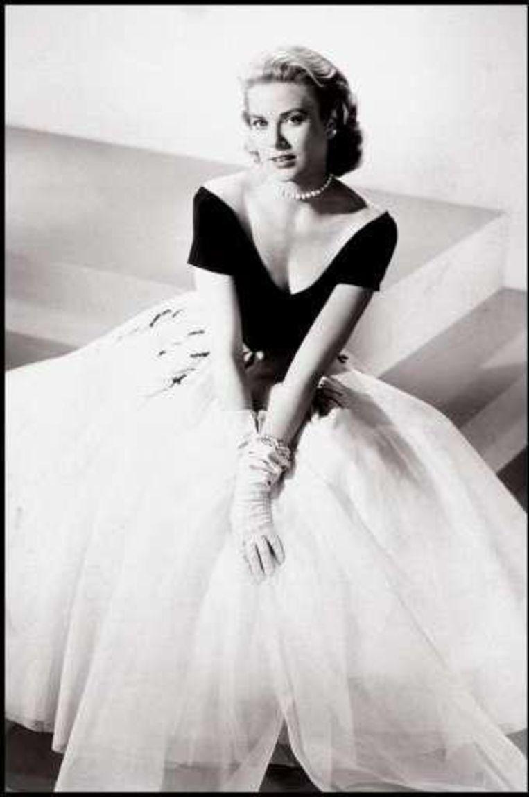 Grace Kelly. Beeld UNKNOWN