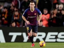 Barcelona opnieuw zonder Vermaelen