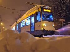 Les transports allemands victimes des chutes de neige